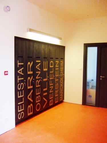 Aménagement de bureaux pour la Maison du Conseil Général du Bas-Rhin à SELESTAT (67) : DSCF3666.JPG