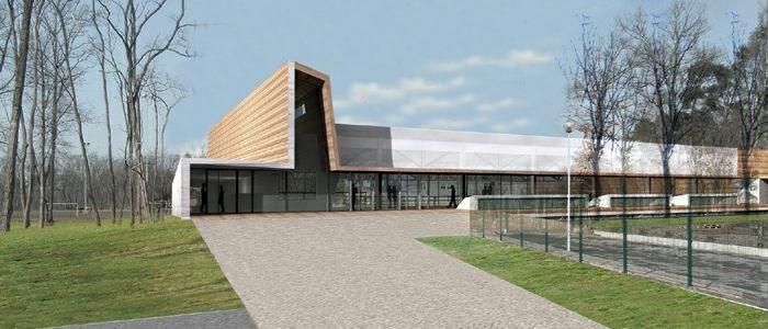Extension restructuration du lycée H. Nessel-2004