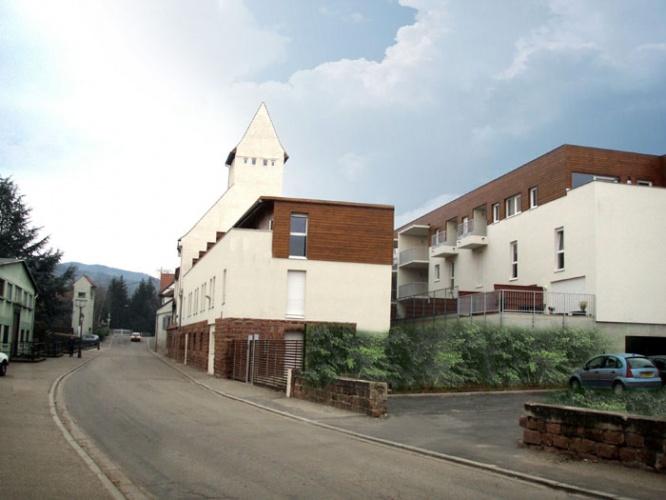 23 logements à Boersch - 2005