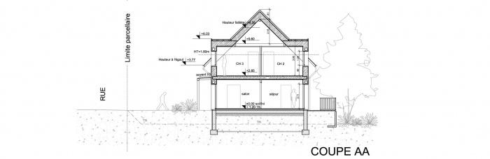 Habitat jumelés / Basse énergie / Ossature bois : image_projet_mini_11990