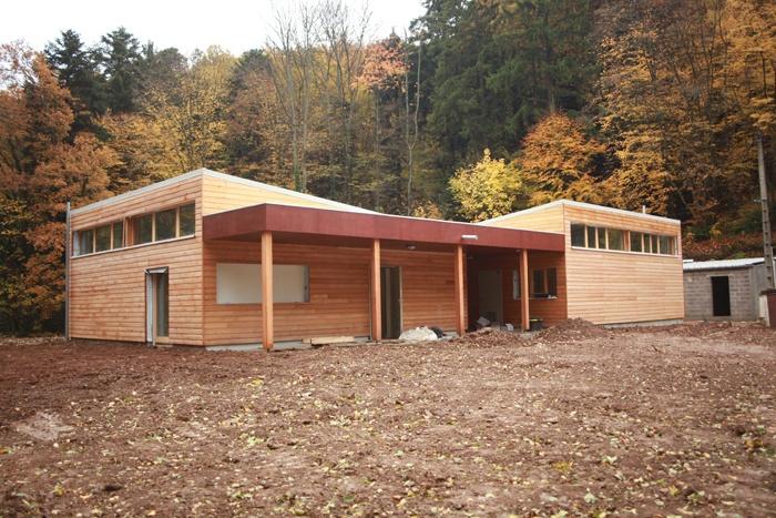 Bâtiment Associatif et Réamménagement d'une Place à STEINBACH (68) : Photo 051.jpg