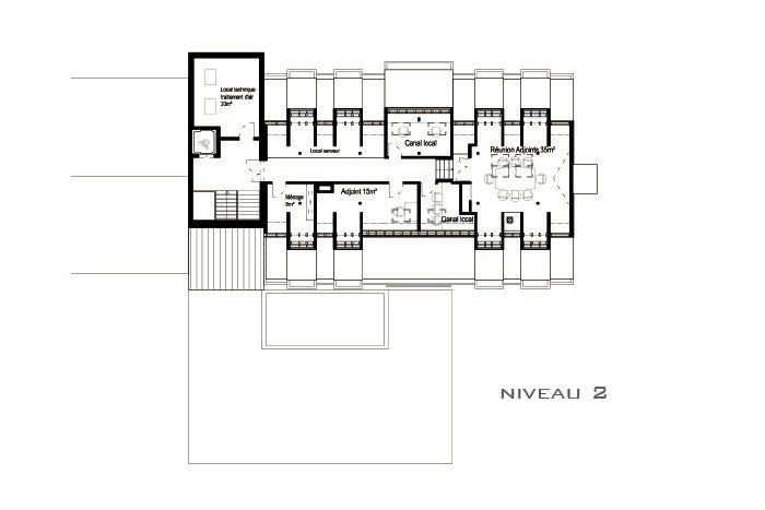 Extension restructuration de la mairie de La Wantzenau (67) - 2010 : LW-05