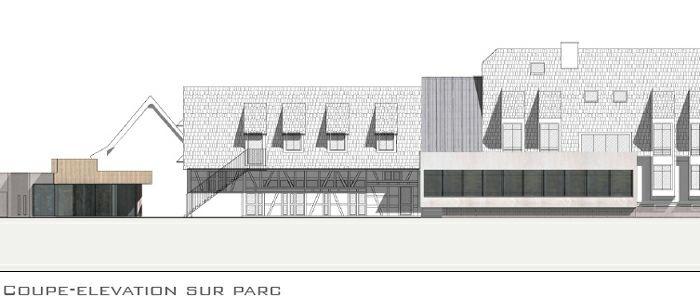 Extension restructuration de la mairie de La Wantzenau (67) - 2010 : LW-07