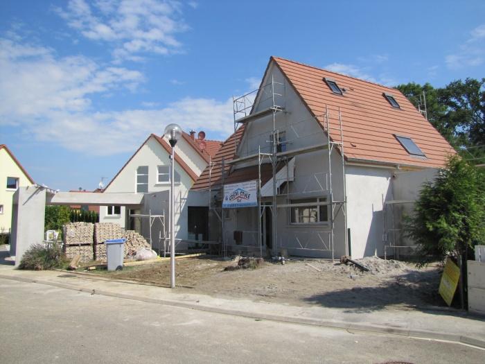R Habilitation Extension Maison Individuelle Eckwersheim