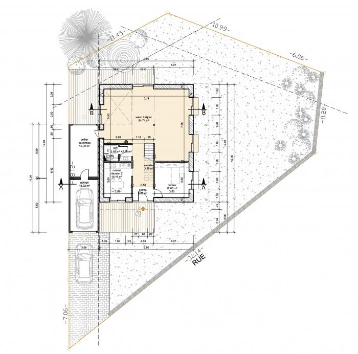 Habitat Individuel / Basse énergie / Ossature bois : PM.jpg