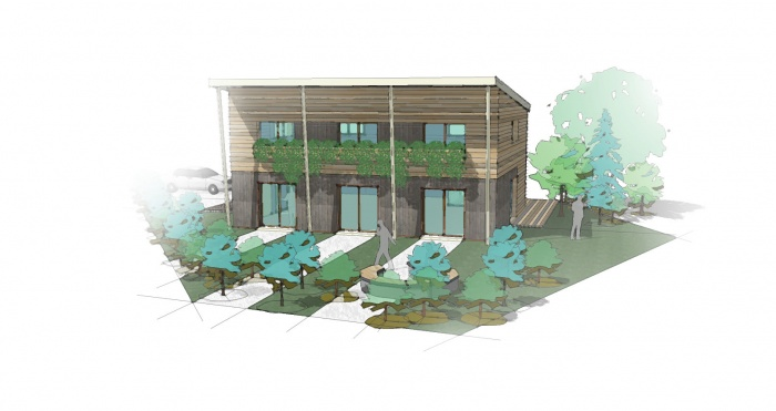 Habitat Individuel / Basse énergie / Ossature bois : 6.jpg