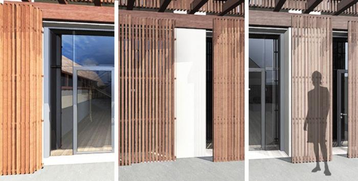 Réhabilitation d'une grange en Habitation individuelle : 4