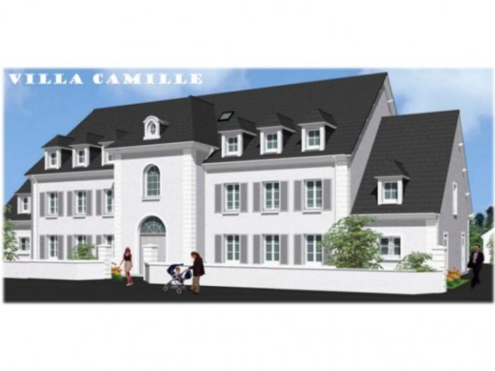 Immeuble d'habitations ''Villa Camille'' : image_projet_mini_2973