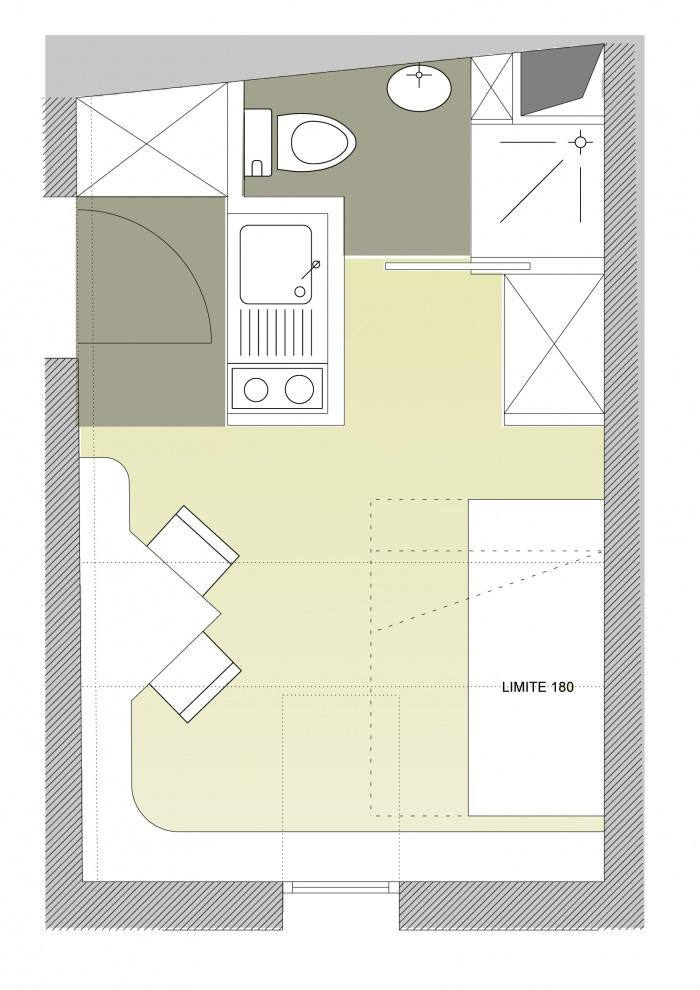 Aménagement intérieur : Plan intérieur