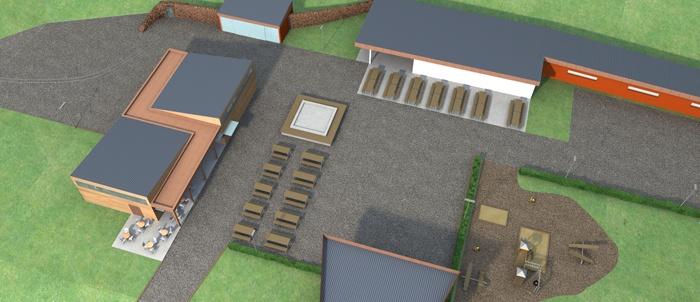 Bâtiment Associatif et Réamménagement d'une Place à STEINBACH (68) : PERSbat0006 copy.jpg