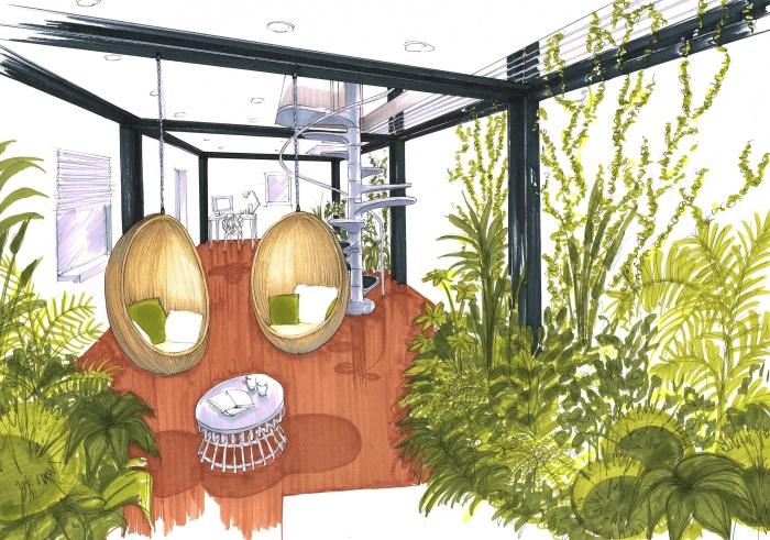 Extension d'une habitat, concours non retenu : vue 2.jpg