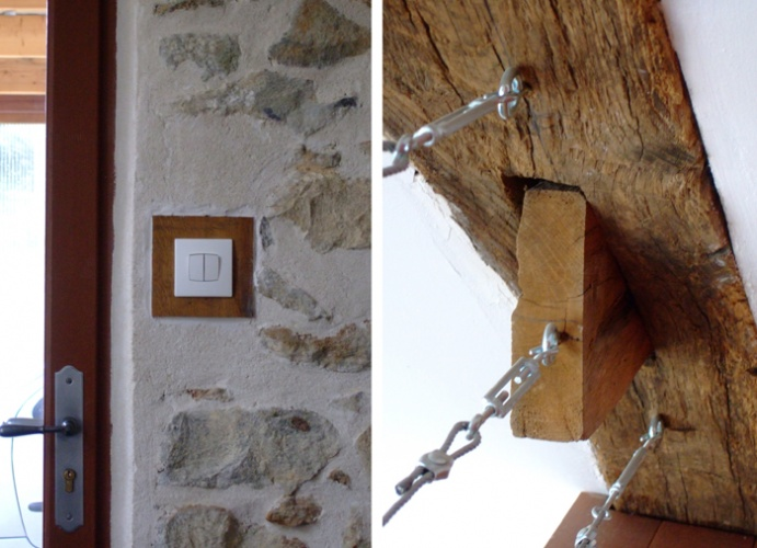 Réunion de deux anciennes maisons à LA FLECHE (72) : DSCF2467.JPG