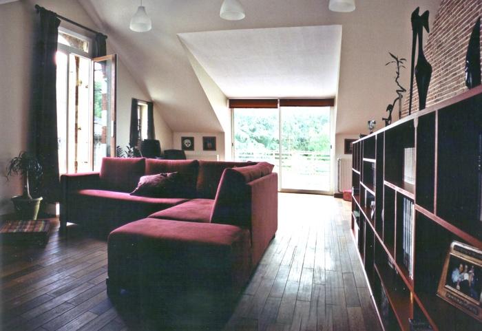 Réunion de deux anciennes maisons à LA FLECHE (72) : Hélène01ecrasee.jpg