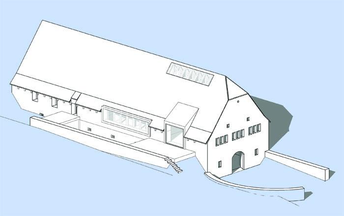 Aménagement d'une grange en habitation : grange 2 b.JPG
