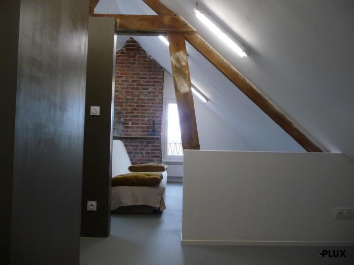 Réhabilitation d'une maison en trois appartements près de VALENCIENNES (59300) : Réhabilitation d'une maison en appartements Valenciennes architecte lille plux6