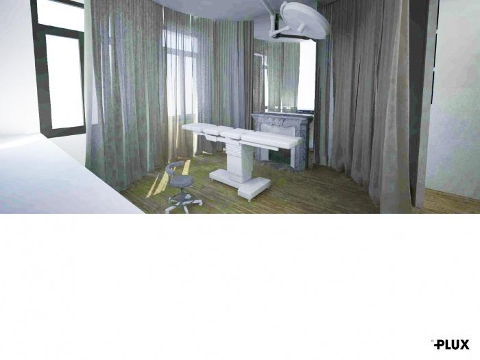Transformation d'une maison de caractère en cabinet médical à SAINT QUENTIN (02100)