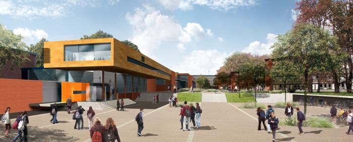 Extension-Restructuration du lycée Kléber : image_projet_mini_64397