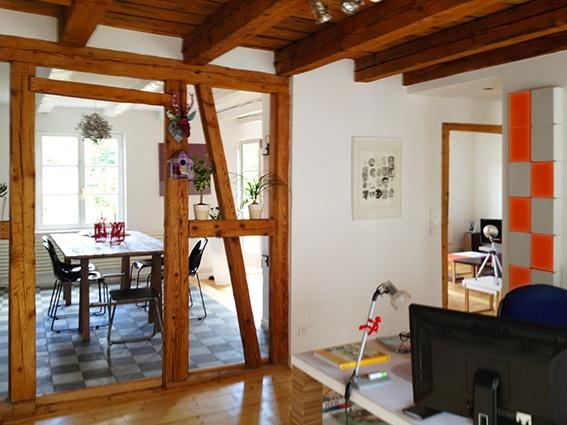 terrasse sur les toits strasbourg une r alisation de agence castellino architecte. Black Bedroom Furniture Sets. Home Design Ideas