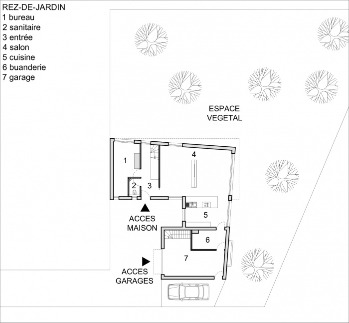 Construction d'une maison individuelle LABEL BBC à WIWERSHEIM (67) : PLAN RDC.jpg