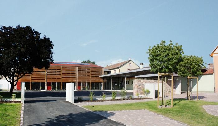 Extension et restructuration d'un groupe scolaire à ARTZENHEIM (68)