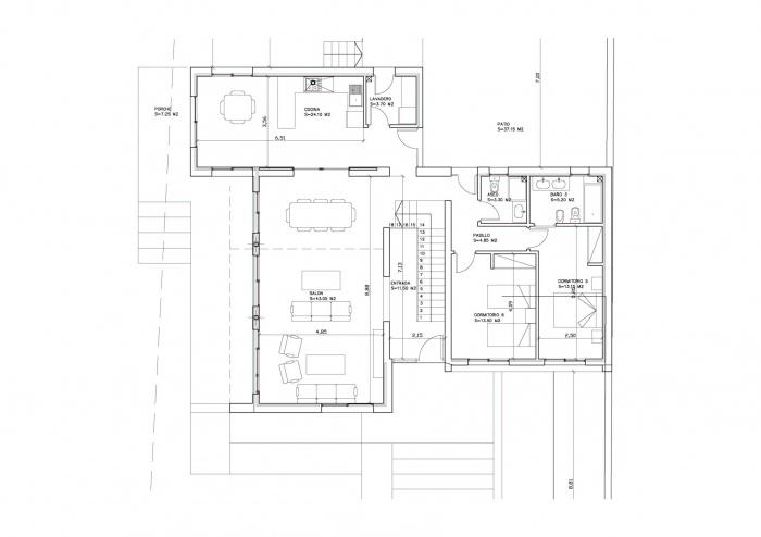 Maison individuelle a Olias Tolede