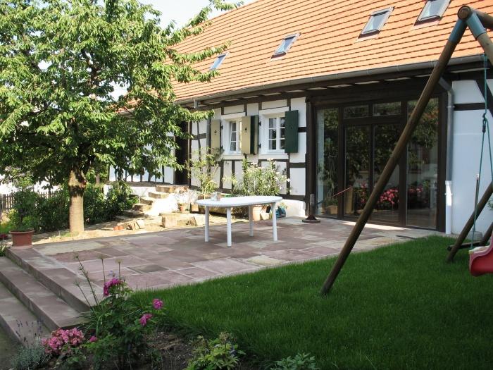 Réhabilitation de maisons Alsaciennes