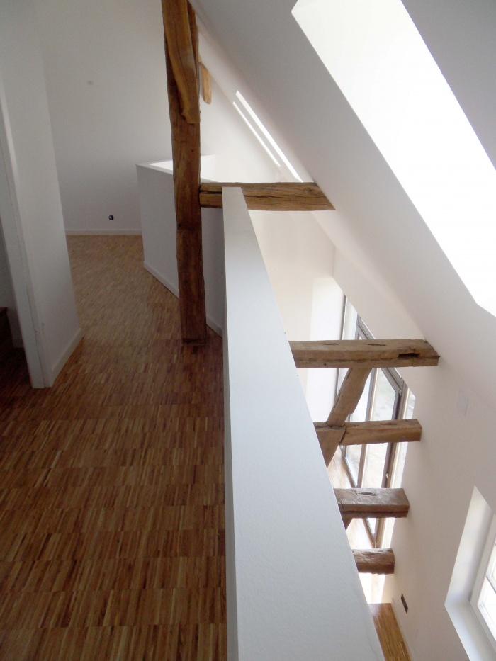 Réhabilitation de maisons Alsaciennes : Espace interieur