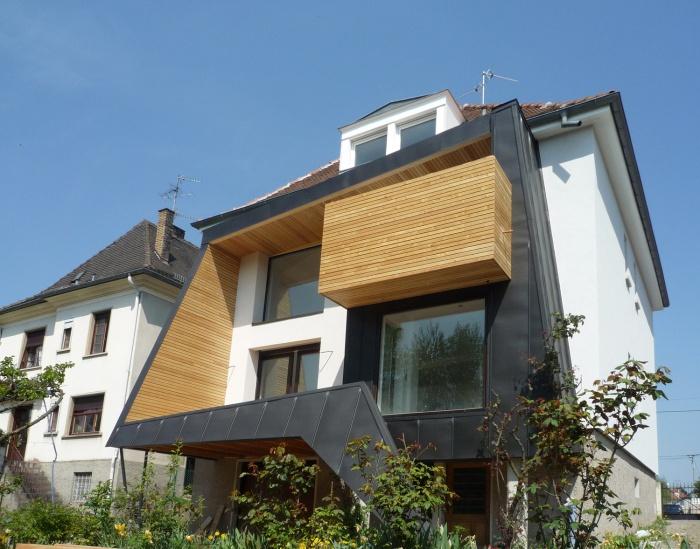 Un projet réalisé par ubiq architectes