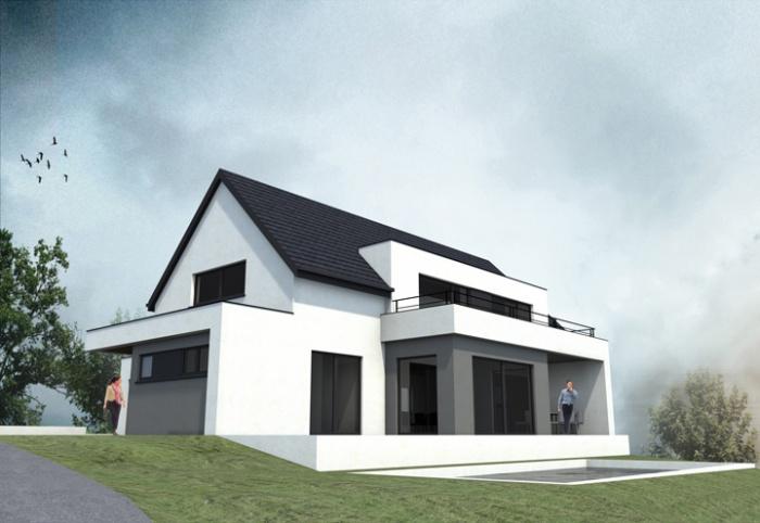Architectes trouver votre architecte loft for Maison container sous terre