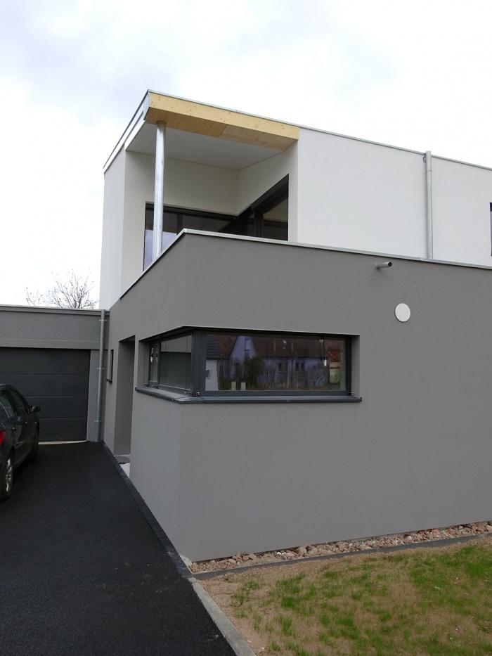Construction d'une maison contemporaine à Sélestat (67) : DSC01588.JPG