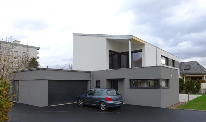 Construction d'une maison contemporaine à Sélestat (67) : DSC01586.JPG