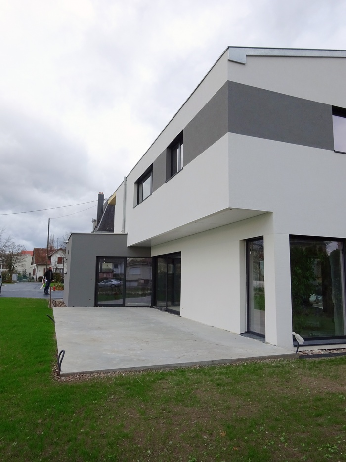 Construction d'une maison contemporaine à Sélestat (67) : DSC01593.JPG