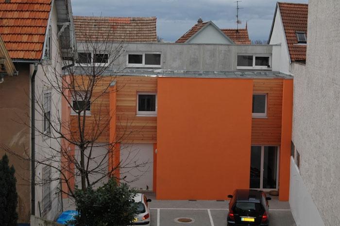 Un projet réalisé par Atelier d'Architecture David Sellam